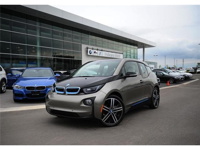 2017 BMW i3 Base w/Range Extender (Stk: 7892505) in Brampton - Image 1 of 12