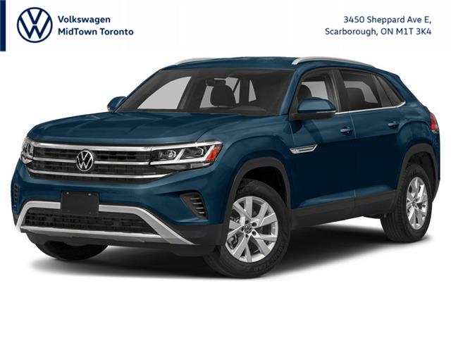 2020 Volkswagen Atlas Cross Sport 3.6 FSI Comfortline (Stk: W1766) in Toronto - Image 1 of 9