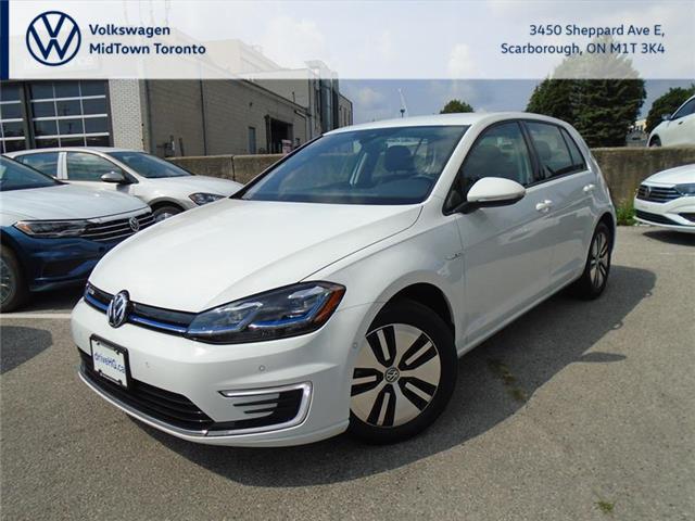2020 Volkswagen e-Golf Comfortline (Stk: W1374) in Toronto - Image 1 of 21