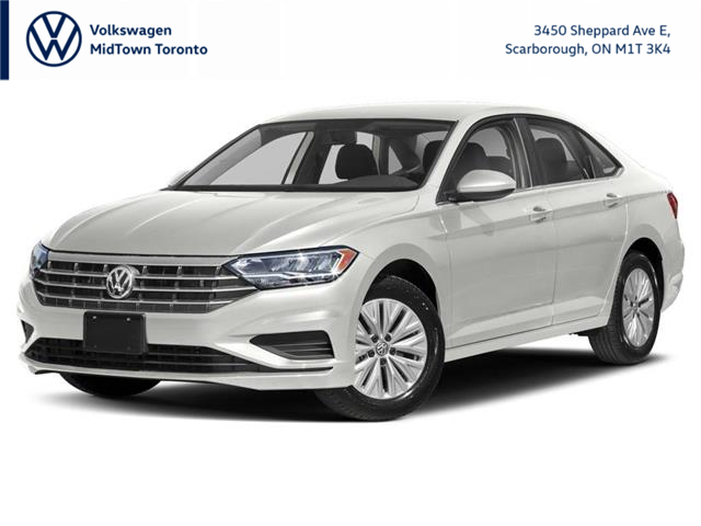 2020 Volkswagen Jetta Highline (Stk: W1805) in Toronto - Image 1 of 9