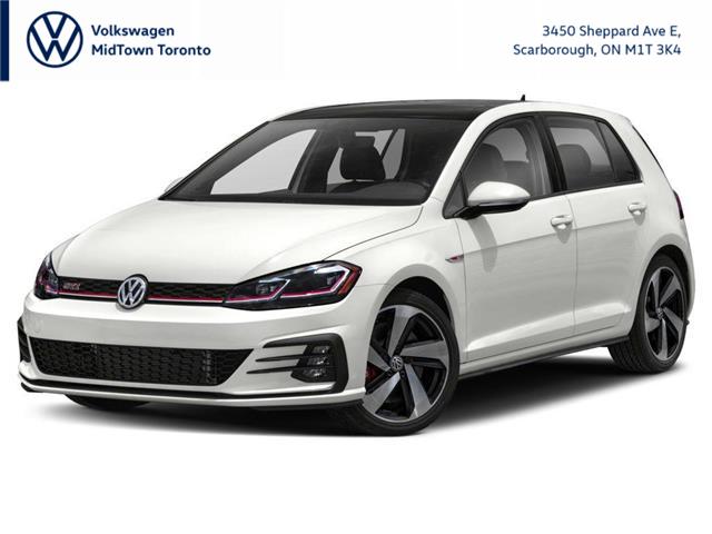 2020 Volkswagen Golf GTI Autobahn (Stk: W1812) in Toronto - Image 1 of 9