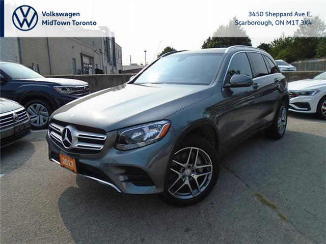 2017 Mercedes-Benz GLC 300 Base (Stk: P7552) in Toronto - Image 1 of 21