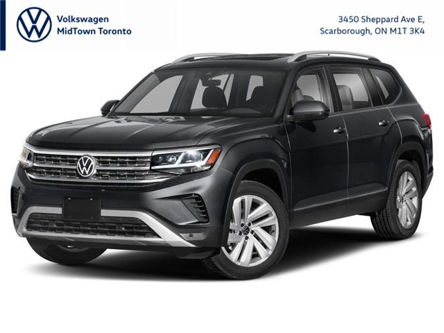 2021 Volkswagen Atlas 3.6 FSI Comfortline (Stk: W1922) in Toronto - Image 1 of 9