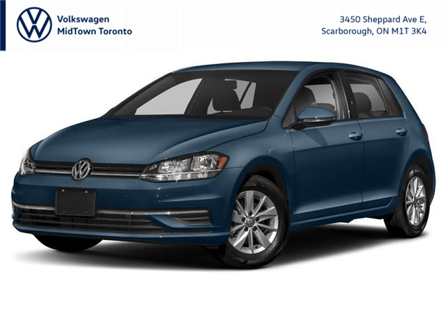 2021 Volkswagen Golf Highline (Stk: W1999) in Toronto - Image 1 of 9