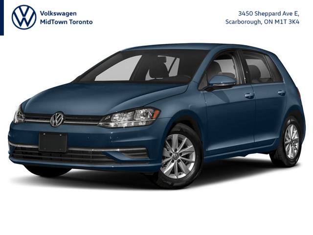 2021 Volkswagen Golf Comfortline (Stk: W2003) in Toronto - Image 1 of 9