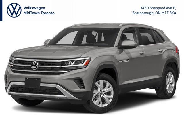 2020 Volkswagen Atlas Cross Sport 3.6 FSI Execline (Stk: W2048) in Toronto - Image 1 of 9