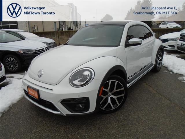 2018 Volkswagen Beetle 2.0 TSI Dune (Stk: W1389A) in Toronto - Image 1 of 21