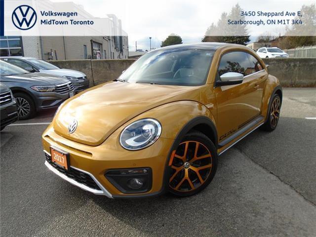 2017 Volkswagen Beetle 1.8 TSI Dune (Stk: P7626) in Toronto - Image 1 of 21