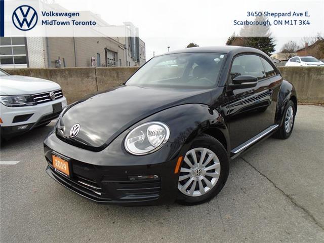 2018 Volkswagen Beetle 2.0 TSI Trendline (Stk: P7635) in Toronto - Image 1 of 21