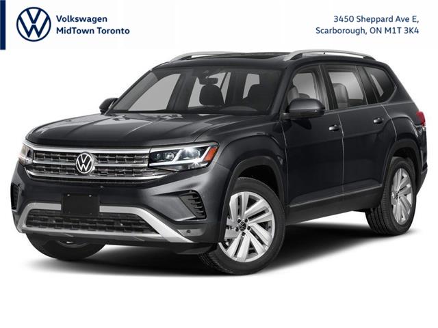 2021 Volkswagen Atlas 3.6 FSI Highline (Stk: W2117) in Toronto - Image 1 of 9