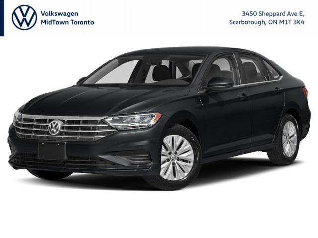 2021 Volkswagen Jetta Highline (Stk: W2120) in Toronto - Image 1 of 9