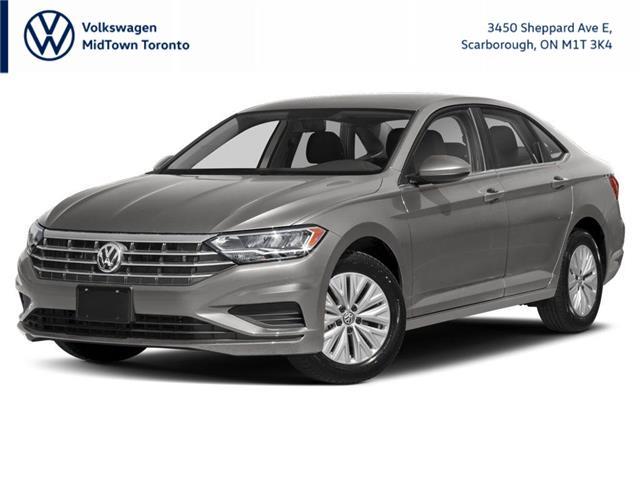 2021 Volkswagen Jetta Highline (Stk: W2122) in Toronto - Image 1 of 9