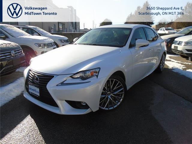2016 Lexus IS 300 Base (Stk: P7647) in Toronto - Image 1 of 21