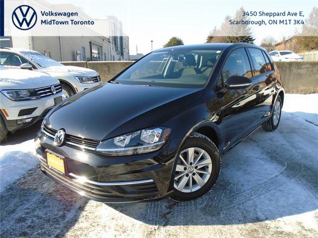 2019 Volkswagen Golf 1.4 TSI Comfortline (Stk: P7654) in Toronto - Image 1 of 20