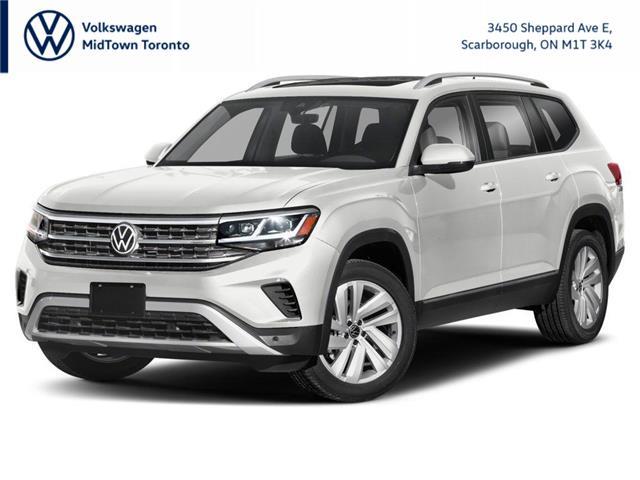 2021 Volkswagen Atlas 3.6 FSI Execline (Stk: W2149) in Toronto - Image 1 of 9