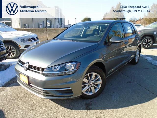 2019 Volkswagen Golf 1.4 TSI Comfortline (Stk: P7656) in Toronto - Image 1 of 20