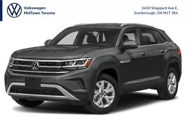 2021 Volkswagen Atlas Cross Sport 2.0 TSI Comfortline (Stk: W2156) in Toronto - Image 1 of 9