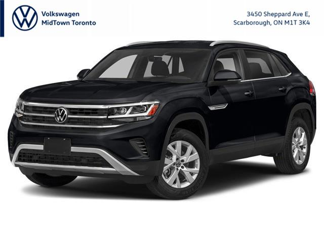 2021 Volkswagen Atlas Cross Sport 2.0 TSI Highline (Stk: W2160) in Toronto - Image 1 of 9