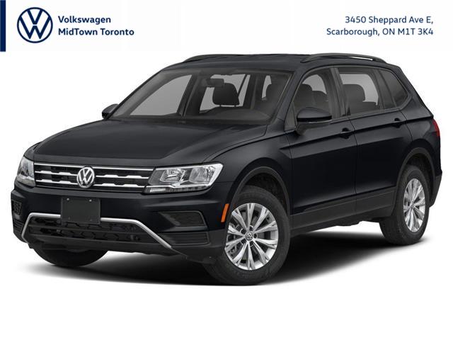 2021 Volkswagen Tiguan Trendline (Stk: W2200) in Toronto - Image 1 of 9