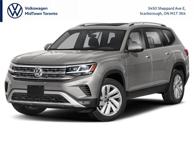 2021 Volkswagen Atlas 3.6 FSI Execline (Stk: W2202) in Toronto - Image 1 of 9