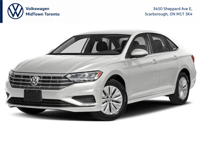 2021 Volkswagen Jetta Highline (Stk: W2212) in Toronto - Image 1 of 9