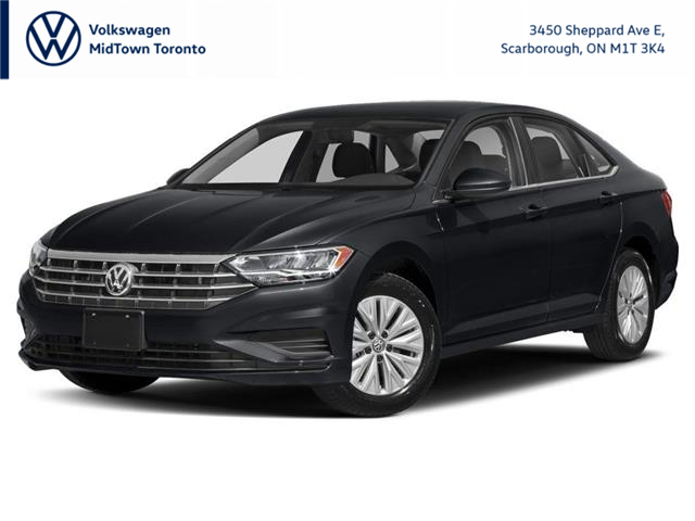 2021 Volkswagen Jetta Highline (Stk: W2219) in Toronto - Image 1 of 8