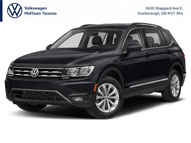 2021 Volkswagen Tiguan Comfortline (Stk: W2247) in Toronto - Image 1 of 9