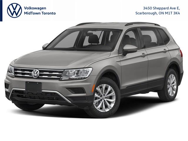 2021 Volkswagen Tiguan Trendline (Stk: W2248) in Toronto - Image 1 of 9