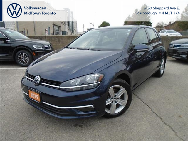 2019 Volkswagen Golf 1.4 TSI Highline (Stk: P7666) in Toronto - Image 1 of 21