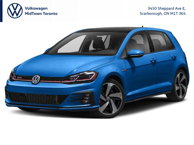 2021 Volkswagen Golf GTI Autobahn (Stk: W2281) in Toronto - Image 1 of 9