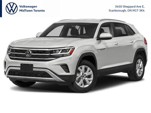 2021 Volkswagen Atlas Cross Sport 2.0 TSI Comfortline (Stk: W2287) in Toronto - Image 1 of 9