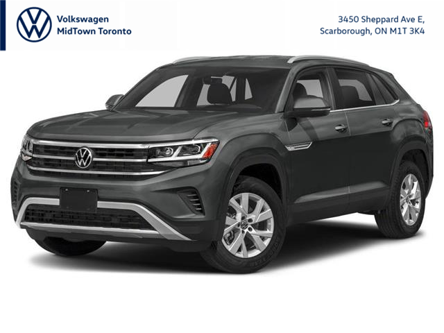 2021 Volkswagen Atlas Cross Sport 2.0 TSI Comfortline (Stk: W2291) in Toronto - Image 1 of 9