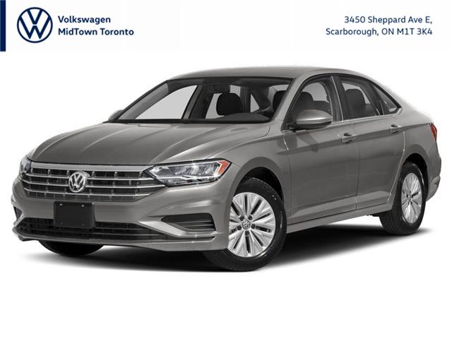 2021 Volkswagen Jetta Comfortline (Stk: W2312) in Toronto - Image 1 of 9