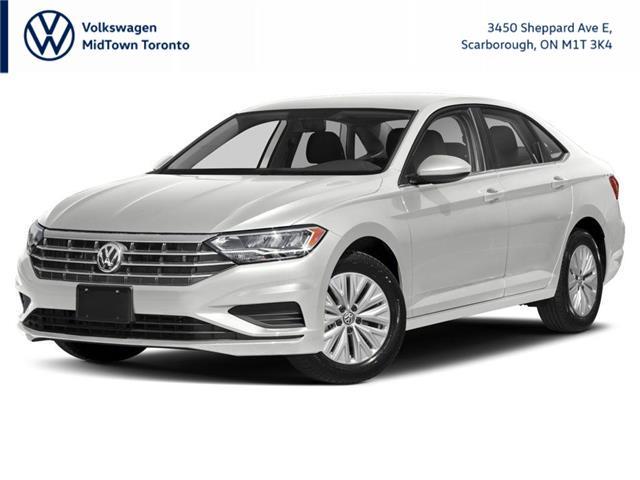 2021 Volkswagen Jetta Execline (Stk: W2331) in Toronto - Image 1 of 9