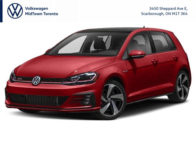 2021 Volkswagen Golf GTI Autobahn (Stk: W2349) in Toronto - Image 1 of 9