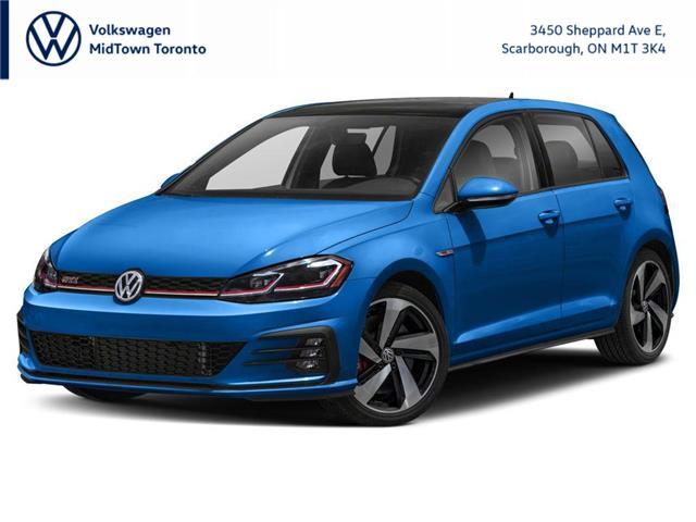 2021 Volkswagen Golf GTI Autobahn (Stk: W2350) in Toronto - Image 1 of 9