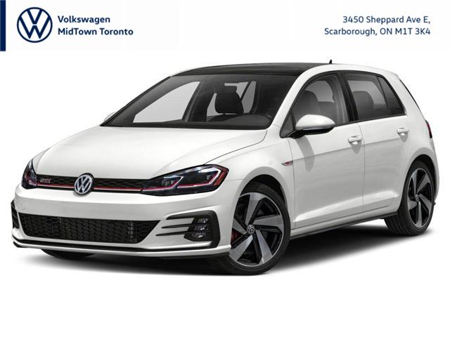 2021 Volkswagen Golf GTI Autobahn (Stk: W2354) in Toronto - Image 1 of 9