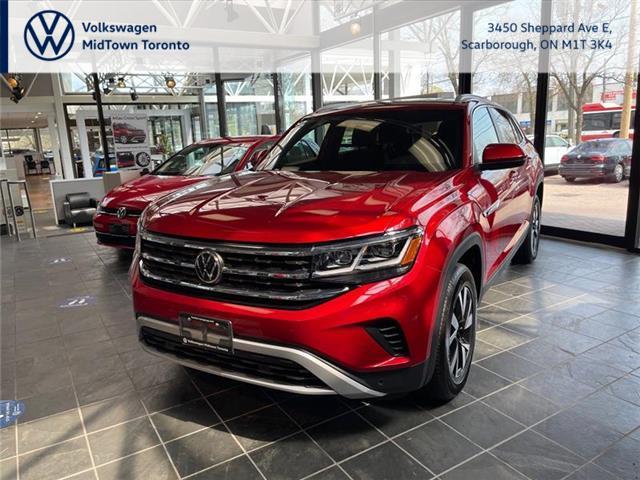 2020 Volkswagen Atlas Cross Sport 3.6 FSI Comfortline (Stk: W2116) in Toronto - Image 1 of 14