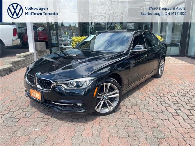 2018 BMW 330i xDrive (Stk: P7676) in Toronto - Image 1 of 19