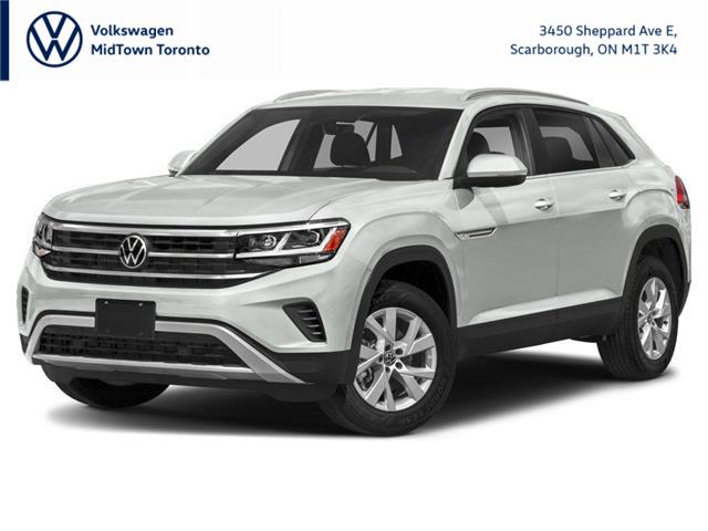 2021 Volkswagen Atlas Cross Sport 3.6 FSI Execline (Stk: W2392) in Toronto - Image 1 of 9