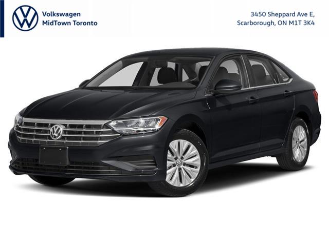 2021 Volkswagen Jetta Execline (Stk: W2420) in Toronto - Image 1 of 9
