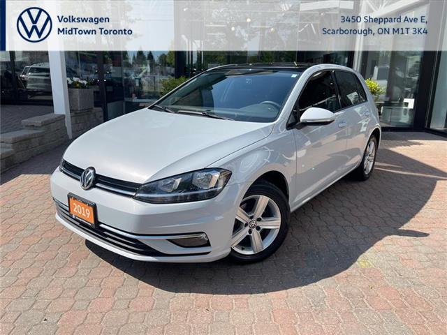2019 Volkswagen Golf 1.4 TSI Highline (Stk: W2239A) in Toronto - Image 1 of 19