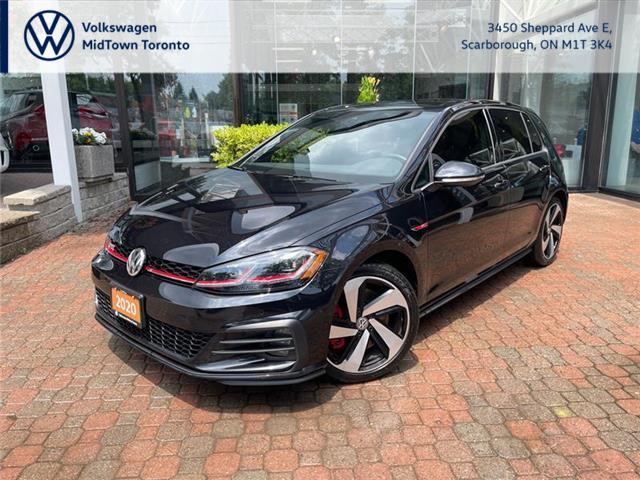 2020 Volkswagen Golf GTI Autobahn (Stk: W2284A) in Toronto - Image 1 of 22
