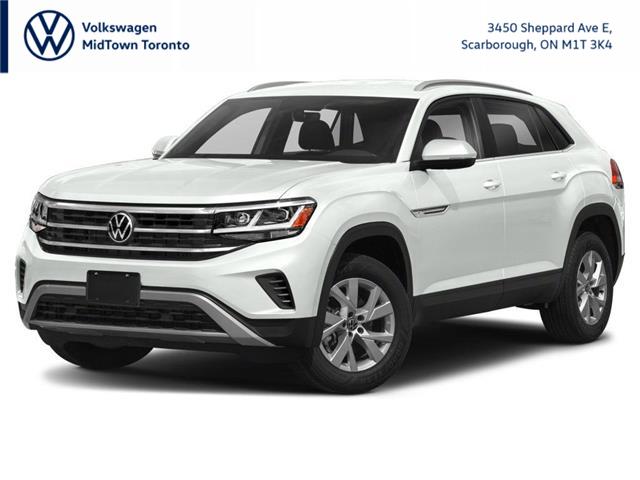 2021 Volkswagen Atlas Cross Sport 3.6 FSI Execline (Stk: W2519) in Toronto - Image 1 of 9