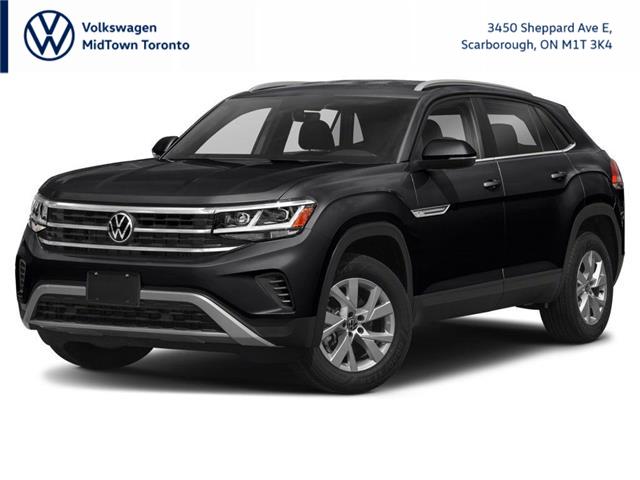 2021 Volkswagen Atlas Cross Sport 3.6 FSI Execline (Stk: W2545) in Toronto - Image 1 of 9