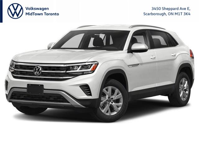 2021 Volkswagen Atlas Cross Sport 3.6 FSI Comfortline (Stk: W2592) in Toronto - Image 1 of 9