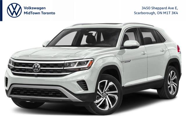 2021 Volkswagen Atlas Cross Sport 3.6 FSI Execline (Stk: W2636) in Toronto - Image 1 of 9