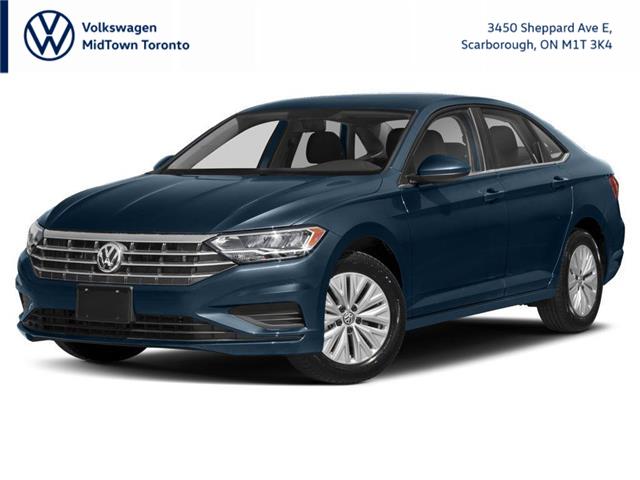 2021 Volkswagen Jetta Highline (Stk: W2688) in Toronto - Image 1 of 9