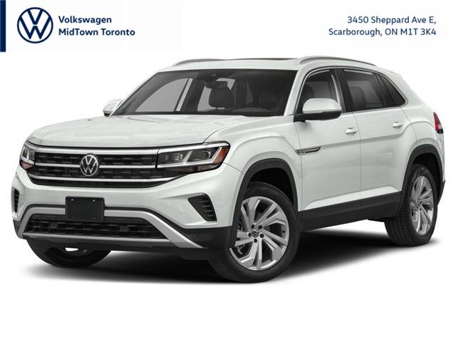 2021 Volkswagen Atlas Cross Sport 3.6 FSI Highline (Stk: W2741) in Toronto - Image 1 of 9