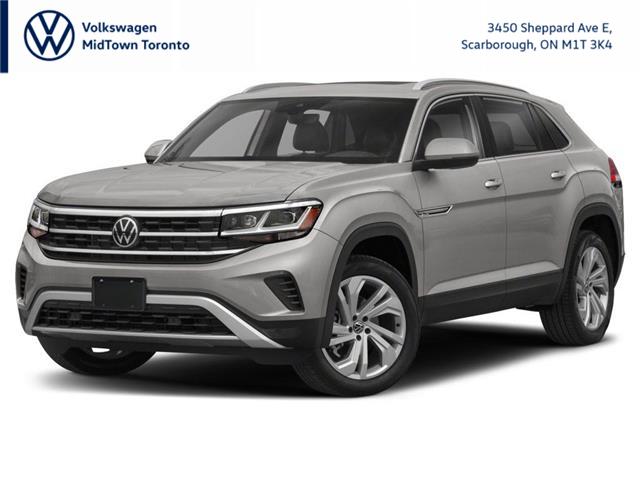 2021 Volkswagen Atlas Cross Sport 3.6 FSI Highline (Stk: W2782) in Toronto - Image 1 of 9
